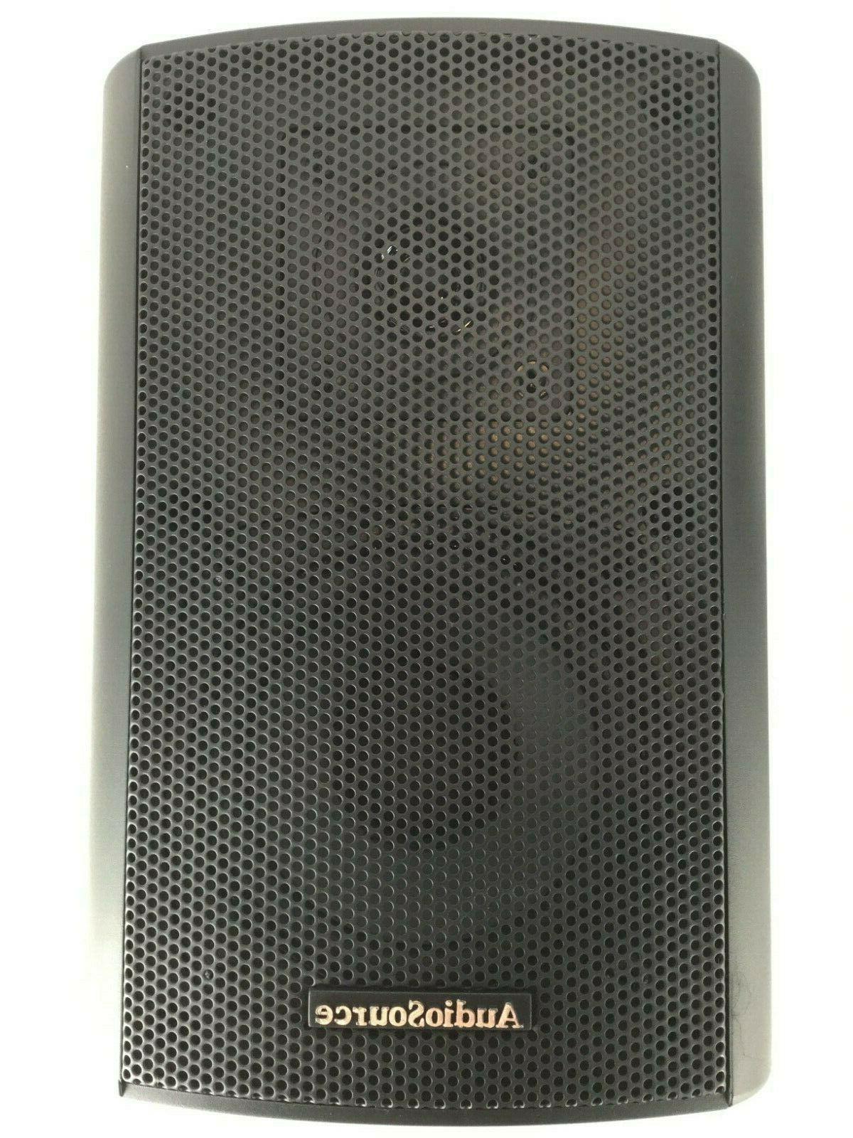 NEW! AudioSourse 2-Way Compact Surround Speakers