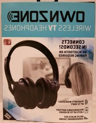 new in the box ownzone wireless tv
