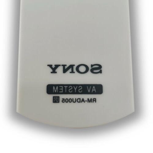 New DVD Sound Player ADU005 Replaced Control