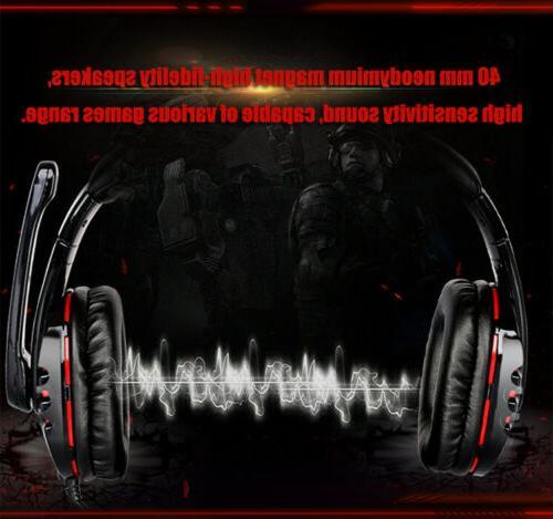 NEW SOMIC Surround headset Game Headset