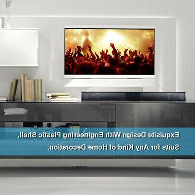 NEW Wireless * 5W Surround Sound 3D TV Speaker