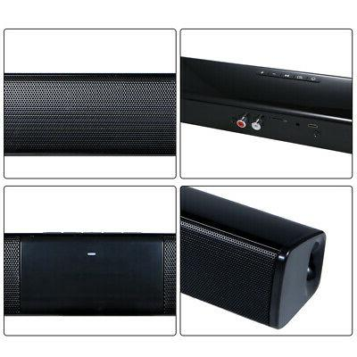 NEW * 5W Surround System TV Speaker