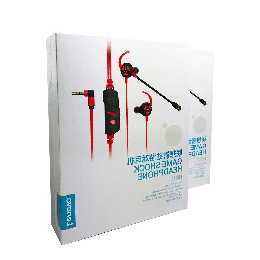 Original Lenovo HS10 7.1 Headset