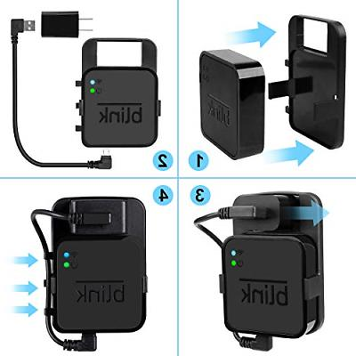 Outlet Wall For Blink Sync Bracket Holder XT Outdoor 1 Pack
