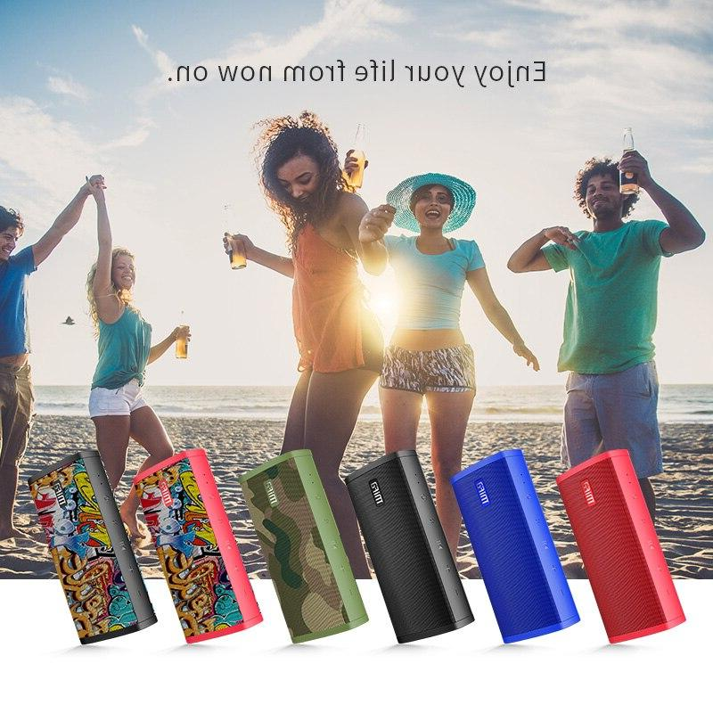 Mifa Portable Bluetooth <font><b>Sound</b></font> 10W Music Waterproof Outdoor Speaker