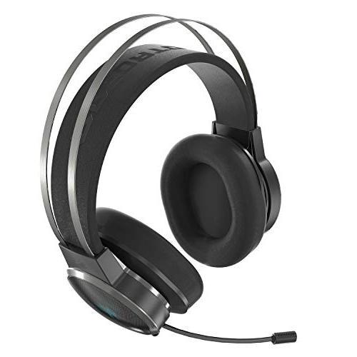 Acer Predator Gaming Headset, 3D soundscape Technology, Virtual 7.1 Sound Gyro Sensor Best VR