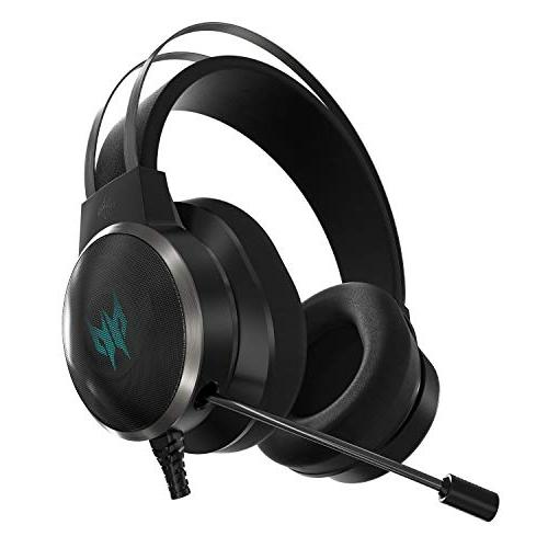 Acer Predator Galea Gaming 3D soundscape Technology, Virtual 7.1 Surround and Gyro Built-in Best VR