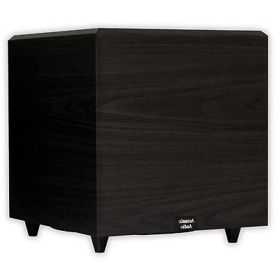 psw12 12 powered subwoofer home
