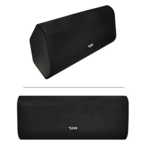 5.1 Channel Surround System Theater Amplifier Sound Audio Stereo and FM Includes Speakers, RCA Pyle