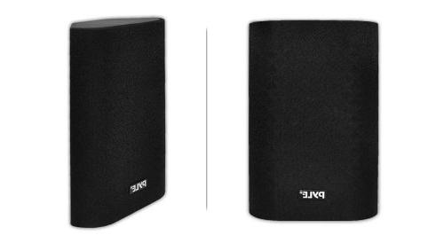 System 400W Stereo Set and Includes
