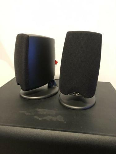 Klipsch System 5 Speakers, Sound