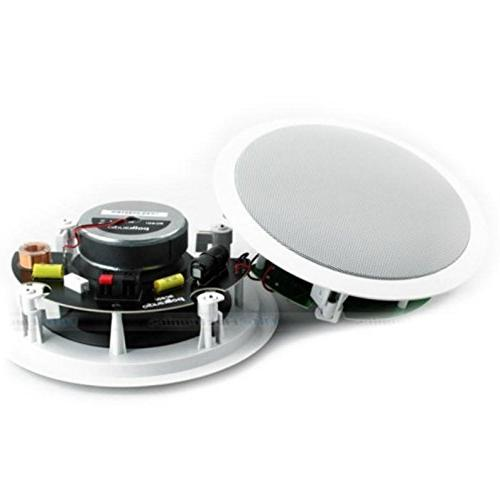 Polk Audio Premium Speakers, 2 Perfect for and Humid Indoor/Outdoor -