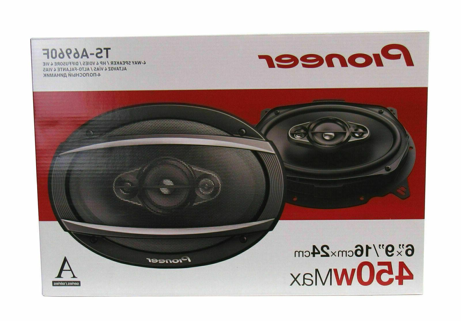 "INFINITY REFERENCE REF-6520CX 6.5/"" 2-WAY CAR AUDIO COMPONENT SPEAKER SYSTEM"