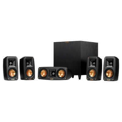 reference theater pack 5 1 channel surround
