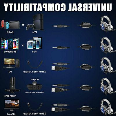 RGB Stereo Gaming Headphone One