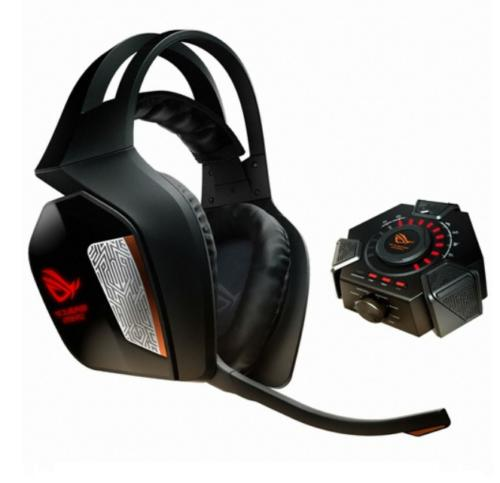 ASUS ROG Centurion 7.1 Surround Sound Headset USB Control Box