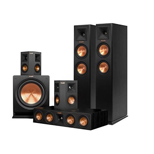 rp 250f home theater system