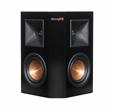 Klipsch RP240S Piano Black Open Box Surround Speakers
