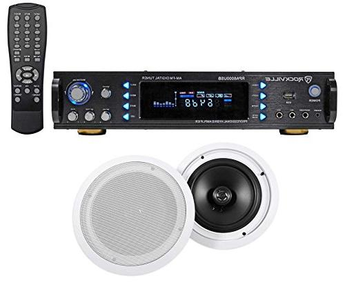 rpa6000usb home theater receiver ceiling