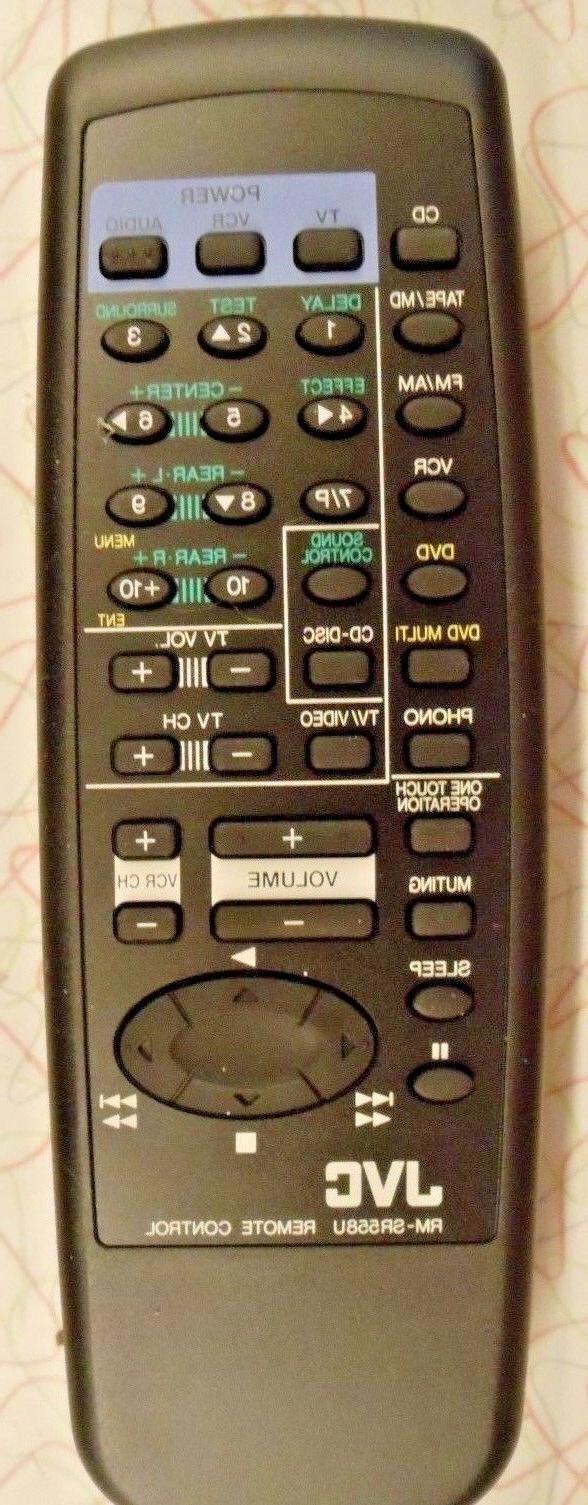 JVC RX-5000V Audio/Video Sound Receiver per