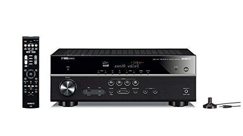 Yamaha Ultra Receiver + 600 5.1 Home Speaker