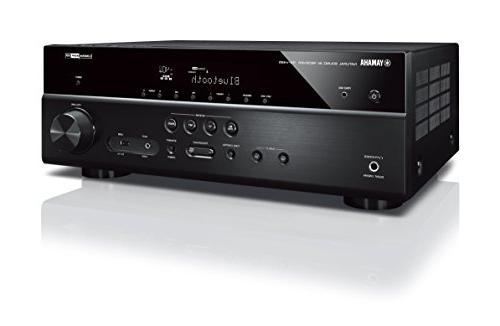 Yamaha RX-V485BL 4K Ultra with