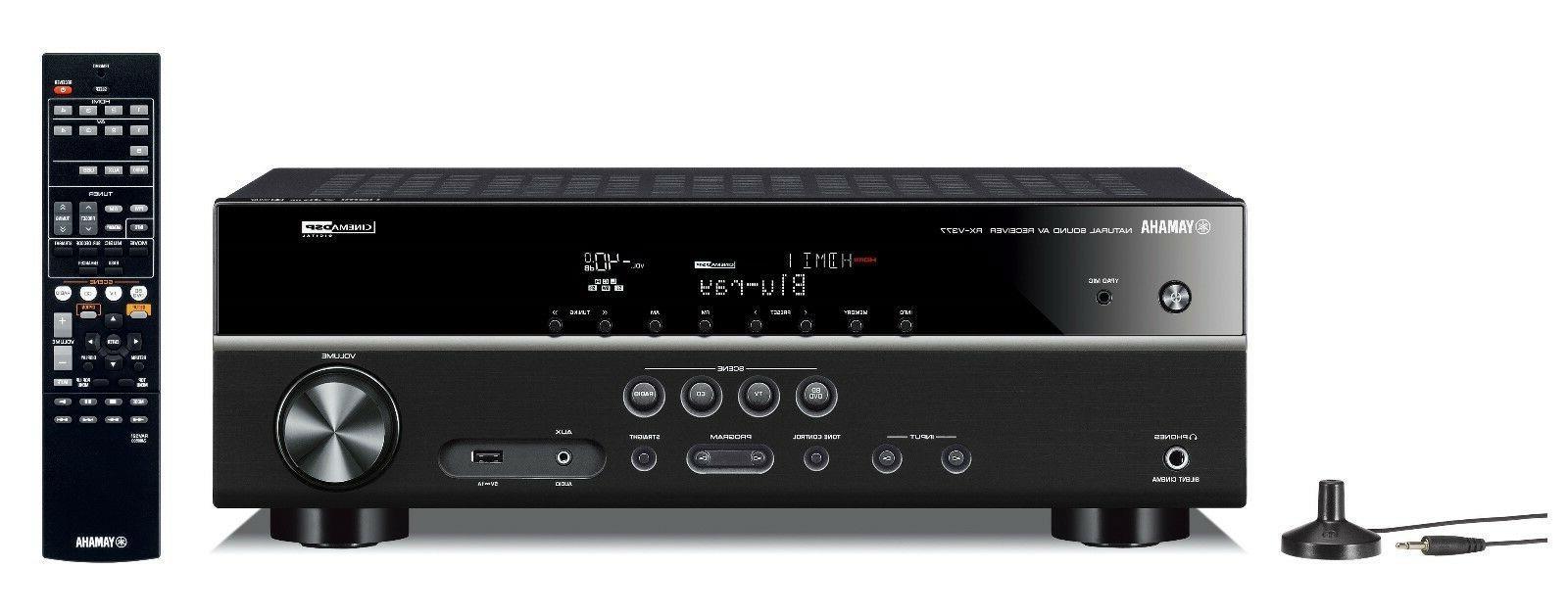 Yamaha RX-V583 Bluetooth WiFi HDR DTS:X