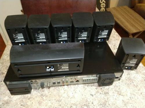 Panasonic SA-BT200 Surround Blu Ray Subwoofer