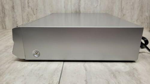 panasonic sa-ht830v 5.1 sound receiver dvd/vhs