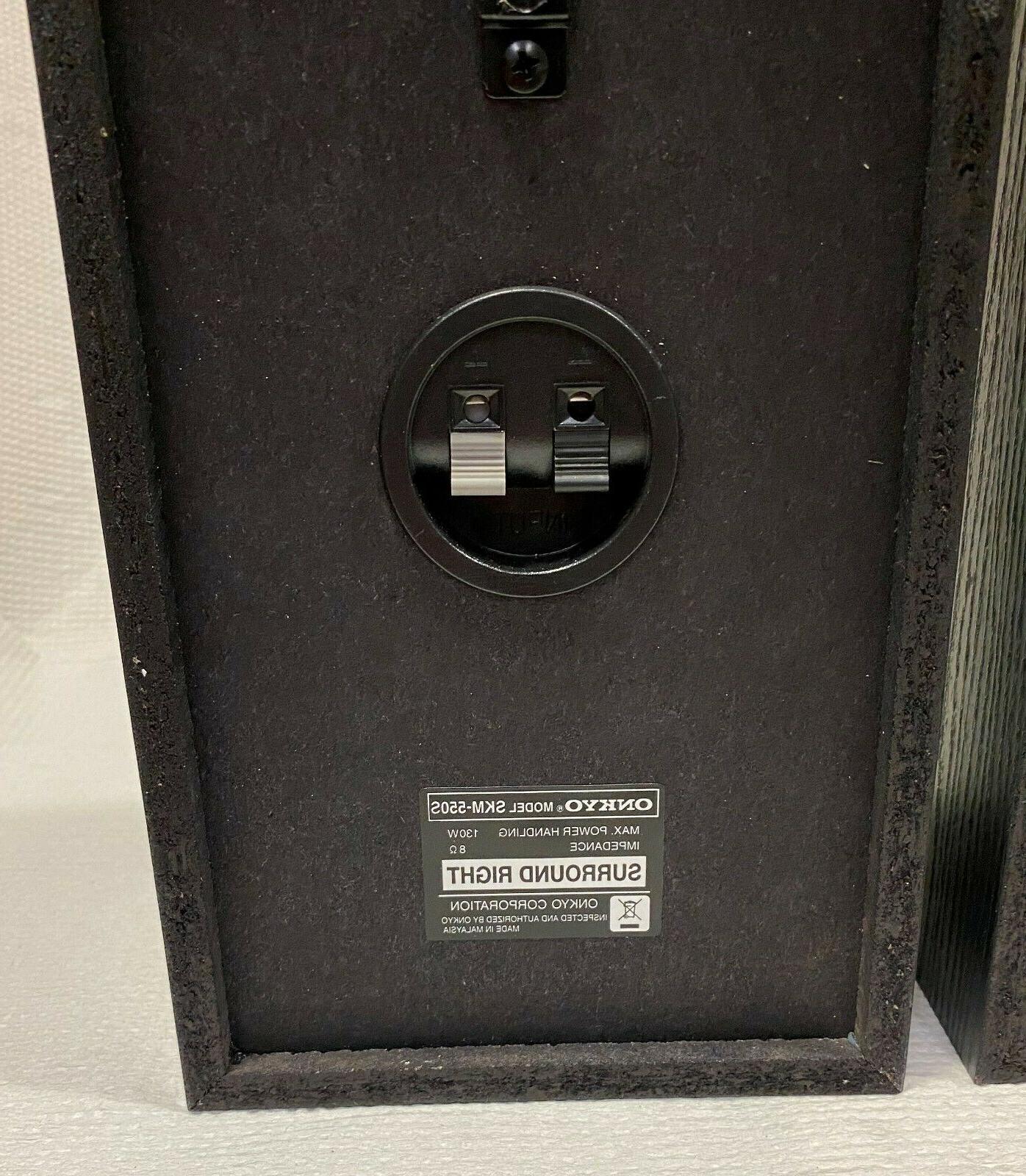 Surround Speakers L&R, SKB-550 BRAND NEW
