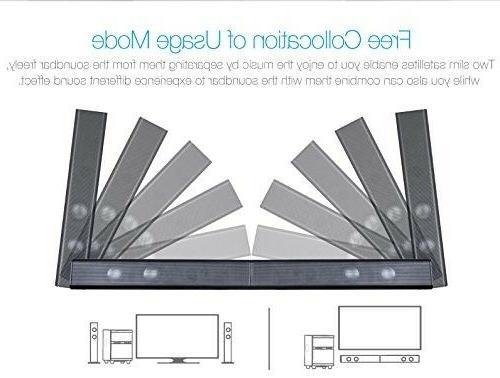 """LuguLake Bar Speaker 8"""" Bluetooth Radio"""