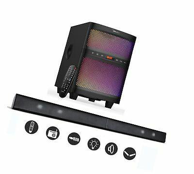 soundbar 2 1 channel tv sound bar