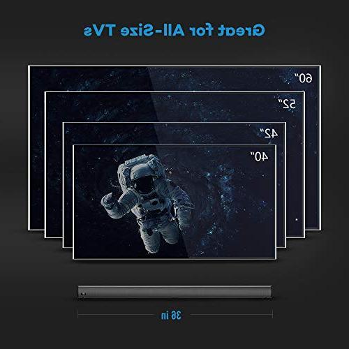 Soundbar, Bar Wireless Bluetooth Audio TV
