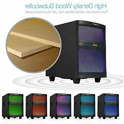 LuguLake Soundbar, TV Subwoofer, Bluetooth,