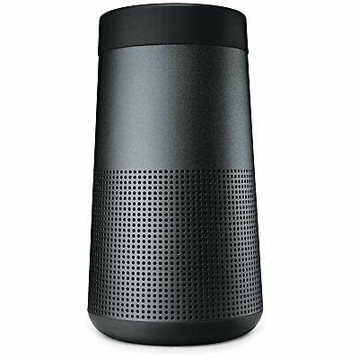 soundlink revolve portable bluetooth 360 speaker triple