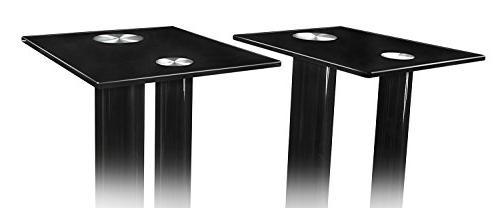 Mount-It! Speaker Sound Premium Dual Aluminum and