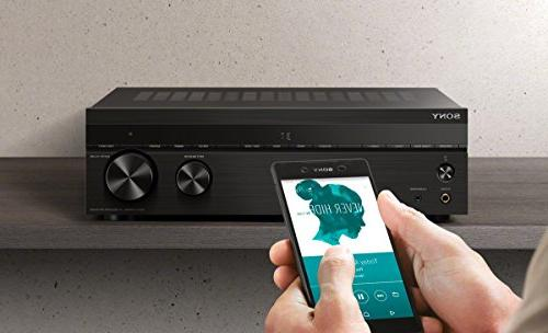 Sony 5.2 4k HDR Receiver with Bluetooth