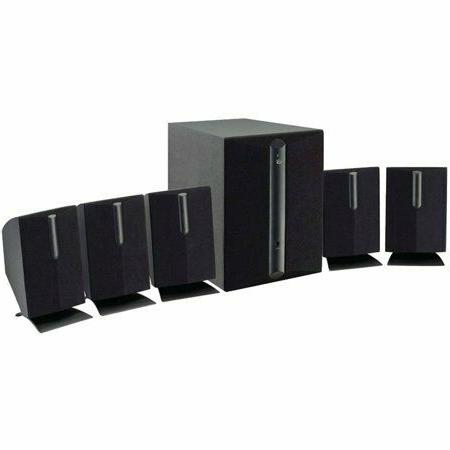 Subwoofer Surround Sound 5.1-Channel Music Tv Dvd Home Theat