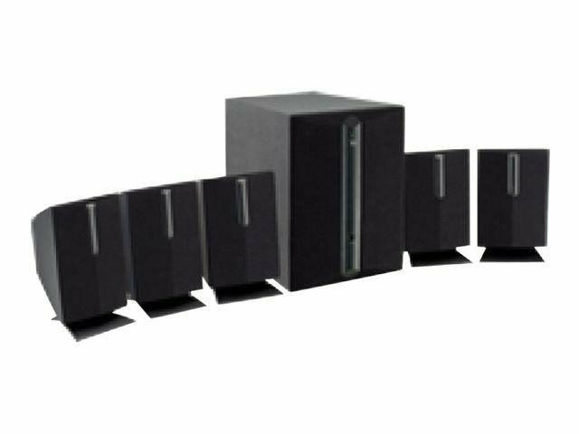 Subwoofer Surround Music/Tv/Dvd Home System