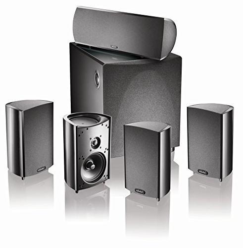 Yamaha RX-V585BL 4K Ultra HD + 600 Home Theater Speaker