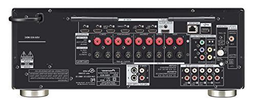 Pioneer 7.2-ch AV