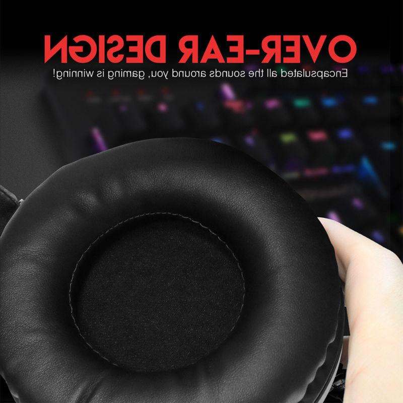 Surround Sound Stereo LED Mic