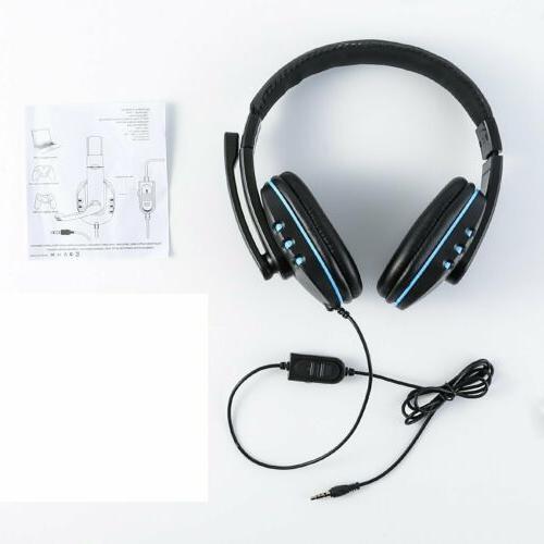 Surround Gaming Headphones PS4 Xbox PC Xboxone US
