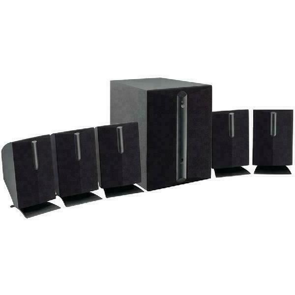 Surround speaker system 5.1 Channel Subwoofer home Bass