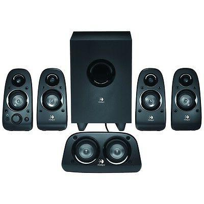 Logitech Speakers Z506 & with Mini Tool Box