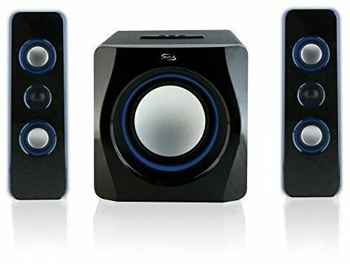 Surround Sound System Speakers PC Home Theater