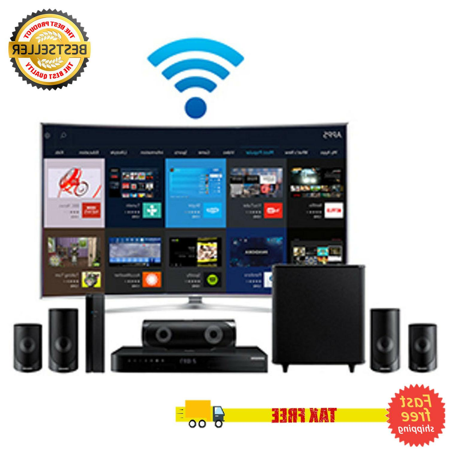 Surround Sound System with Wireless speakers Powerful Samsun