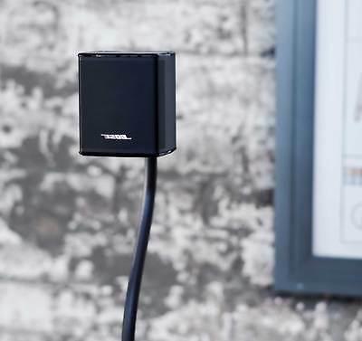 Bose Speakers Black works with