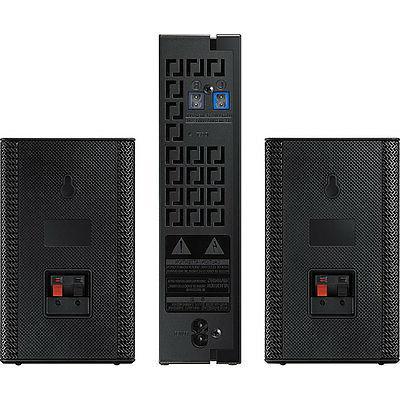 Samsung SWA-9000S/ZA Sound bar Home of