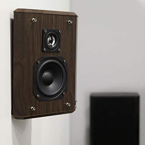 Fluance SXBP2W Home Bipolar Speakers